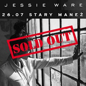 Concerts: Jessie Ware - Gdańsk
