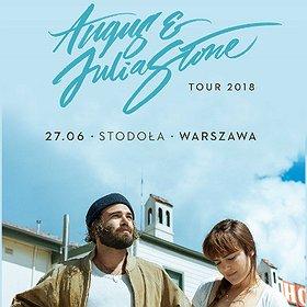 Bilety na Angus & Julia Stone