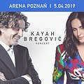 Concerts: Kayah i Bregović - Poznań, Poznań