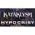Concerts: KATAKLYSM / HYPOCRISY , Wrocław