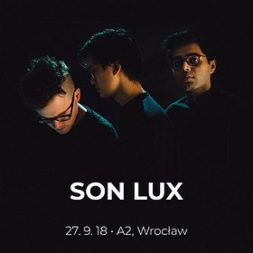 Koncerty : Son Lux