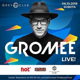 Imprezy: Gromee Live! Szczecin