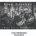 Koncerty: Blue October, Warszawa