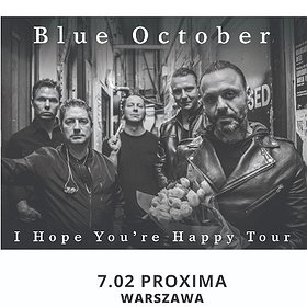Bilety na Blue October