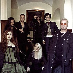 Koncerty: THERION + IMPERIAL AGE, NULL POSITIVE - WARSZAWA