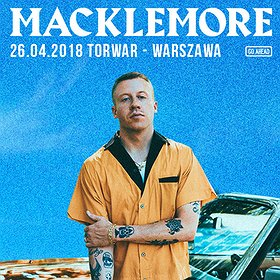 Koncerty : Macklemore