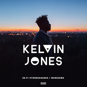 Koncerty: Kelvin Jones