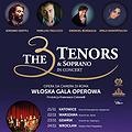 : The 3 Tenors & Soprano - Katowice, Katowice