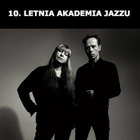 Koncerty: 10. Letnia Akademia Jazzu: Sidsel Endresen, Stian Westerhus