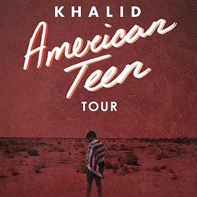 Koncerty: Khalid