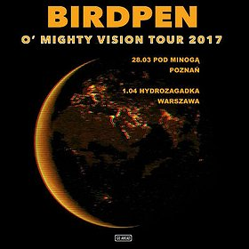 Koncerty: BirdPen - Warszawa