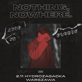 Koncerty: nothing,nowhere.
