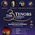 The 3 Tenors & Soprano - Wrocław