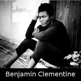 Bilety na Benjamin Clementine