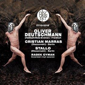 Koncerty: Oliver Deutschmann