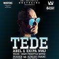 Koncerty: TEDE & ABEL & EKIPA NWJ / touRRRne @ SCOUT, CZĘSTOCHOWA, Częstochowa