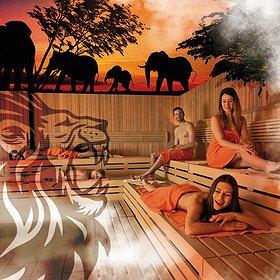 Rekreacja: Afrykańska Noc Saunowa