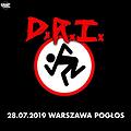Hard Rock / Metal: D.R.I., Warszawa