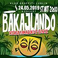 """Hip Hop / Reggae: Wiśnia Bakajoko """"BAKAJLANDO"""", Lublin"""