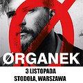 Koncerty: Organek, Warszawa