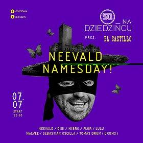 Events: SQ na Dziedzińcu pres. Neevald Namesday!