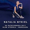 Koncerty: NATALIA NYKIEL, Warszawa