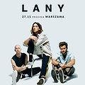Koncerty: LANY, Warszawa