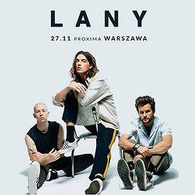 Koncerty: LANY