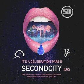 Imprezy: It's A Celebration! pres. Secondcity (UK)