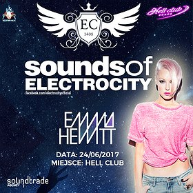 Koncerty: Sounds of Electrocity with Emma Hewitt
