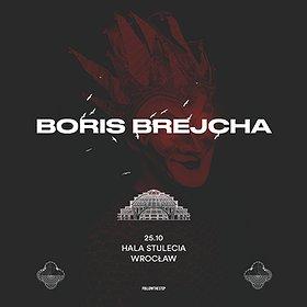 Bilety na Hala Stulecia: Boris Brejcha