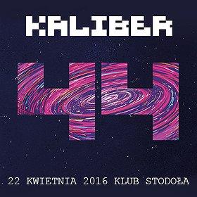 Hip Hop / Reggae: KALIBER 44 - Ułamek tarcia