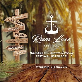 Bilety na Rum Love Festiwal vol.3