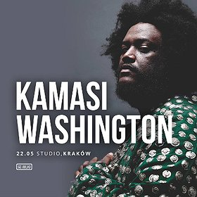 Bilety na Kamasi Washington - Kraków