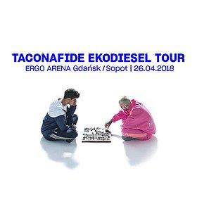 Koncerty: Taconafide (Taco x Quebo): Ekodiesel Tour - Gdańsk / Sopot