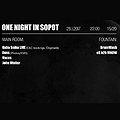 Imprezy: One Night In Sopot - Kuba Sojka [live] | Duss, Sopot