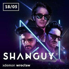 Imprezy: Shanguy