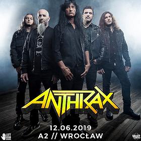 Hard Rock / Metal: Anthrax