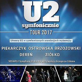 Koncerty: U2 Symfonicznie - Poznań