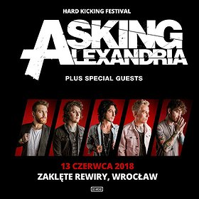 Koncerty: Asking Alexandria