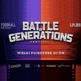 Imprezy: Battle of Generations Festival