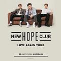 Koncerty: New Hope Club, Warszawa