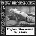 Koncerty: Boy Harsher, Warszawa