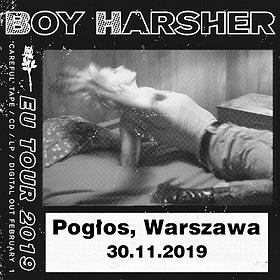 Koncerty: Boy Harsher