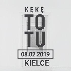 """Koncerty: KęKę """"To Tu"""" - Kielce"""