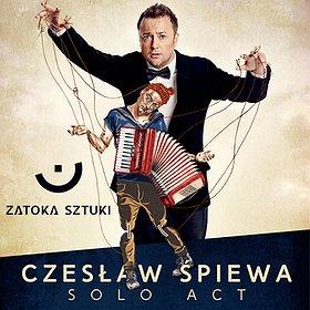 Koncerty: Czesław Śpiewa Solo Act