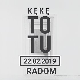 "Concerts: KęKę ""To Tu"" - Radom"