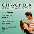 Koncerty: Oh Wonder - Warszawa, Warszawa