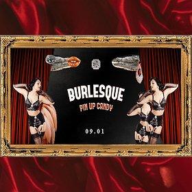 Imprezy: Burlesque w Próżności vol. 4 - Pin Up Candy
