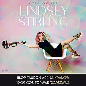 Bilety na Lindsey Stirling - Kraków